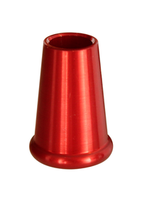 Bowl adapter for Kaya ELOX red
