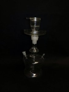 Glass Hookah V1 with box