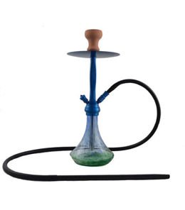 Hookah Aladin Clones Private Blue 47cm