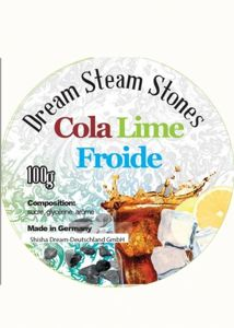 Hookah Stones Dream Cola Lime Froide 100g