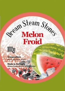Hookah Stones Dream Melon Froid 100g