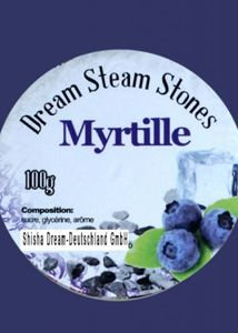 Hookah Stones Dream Myrtille 100g