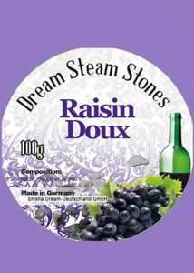 Hookah Stones Dream Raisin Doux 100g