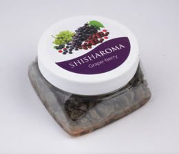 Hookah Stones Shisharoma Grape Berry 120g
