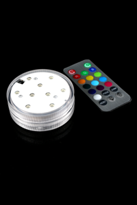 Kaya LED light with remote control XL
