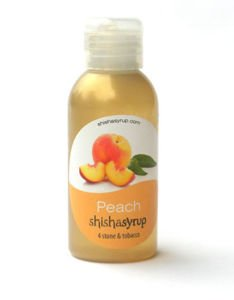 Molasses ShishaSyrup Peach 100ml