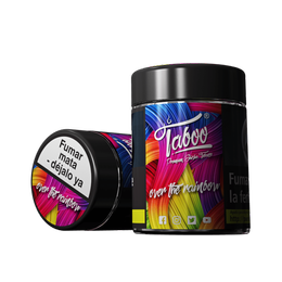 Shisha tobacco TABOO Over The Rainbow 50g