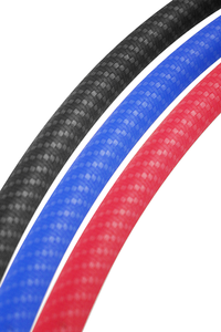 Silicone hose Kaya Carbon Red