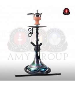 Water pipe AMY Middle Zoom R Black 60cm