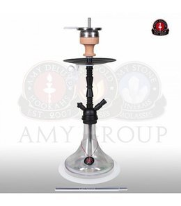 Water pipe AMY Middle Zoom R Clear 60cm