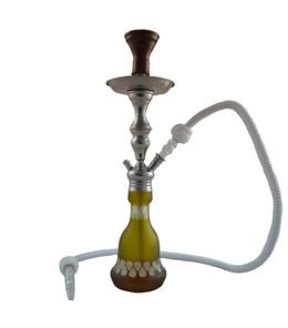 Water pipe Aladin LB500 brown 46cm