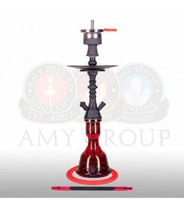 Waterpipe AMY Mini Mutina Black Red