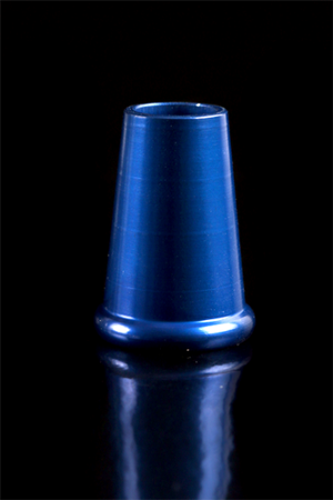 Bowl adapter for Kaya ELOX blue