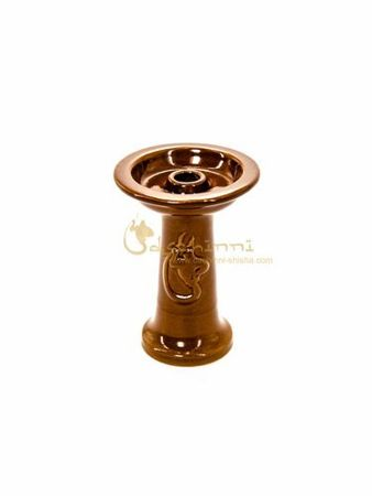 Hookah bowl Dschinni Easy OP Phunnel Bowl Brown