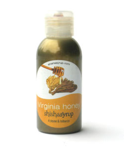 Hookah syrup Shishasyrup Virginia Honey 100ml