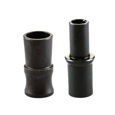Hose adapter and connector for Aladin ALUX black
