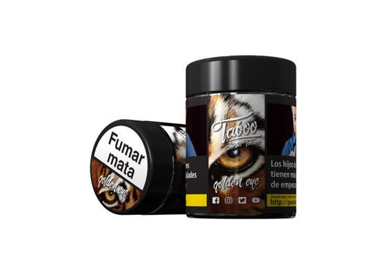 Shisha tobacco TABOO Golden Eye 50g