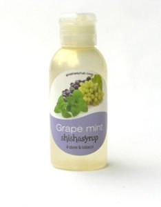 Molasses ShishaSyrup Grape Mint 100ml