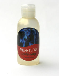 Molasses ShishaSyrup Blue NRG Drink 100ml