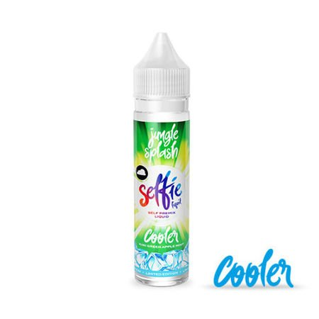 Premix Selfie Cooler - Jungle Splash 50ml