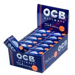 Бумажки OCB Slim Ultimate Rolls